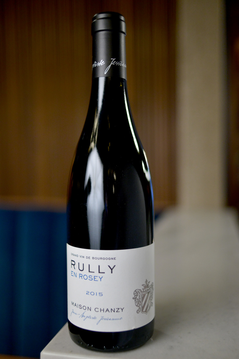 Domaine Chanzy Rully En Rosey Rouge (Burgundy)